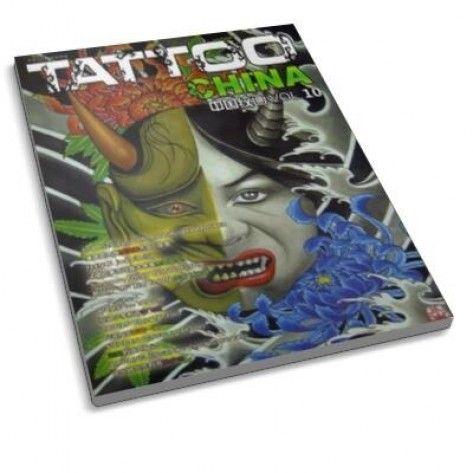 The Tattoo Magazine - Tattoo China Issue 10
