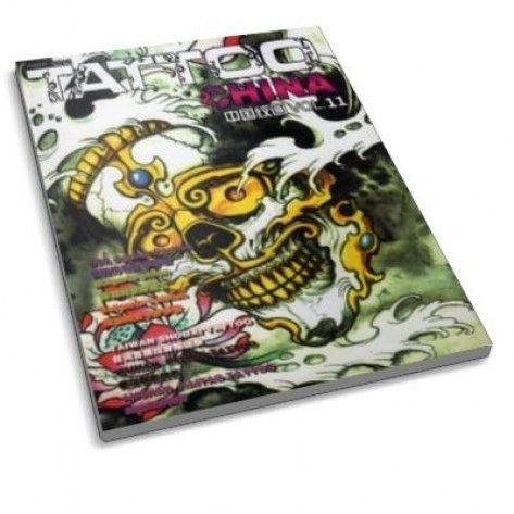 The Tattoo Magazine - Tattoo China Issue 11