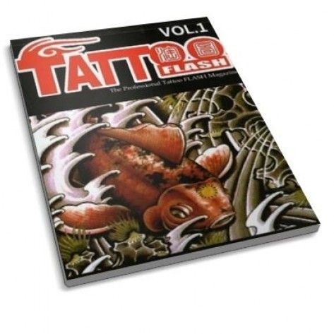 The Tattoo Book - Tattoo Flash Issue 01