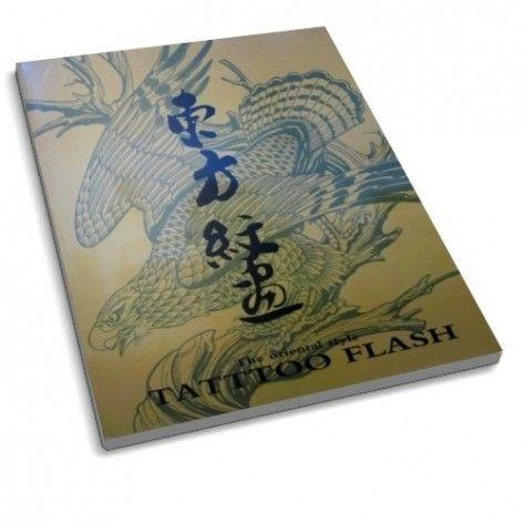 Tattoo Book - The oriental style tattoo flash