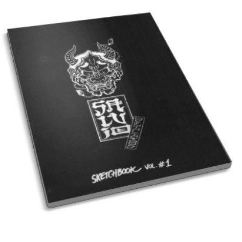 The Tattoo Book - Tattoo Sketch Vol.1
