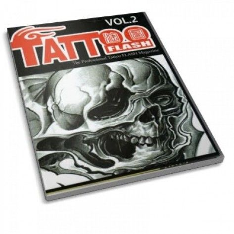 The Tattoo Book - Tattoo Flash Issue 02