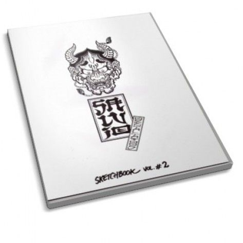 The Tattoo Book - Tattoo Sketch Vol.2