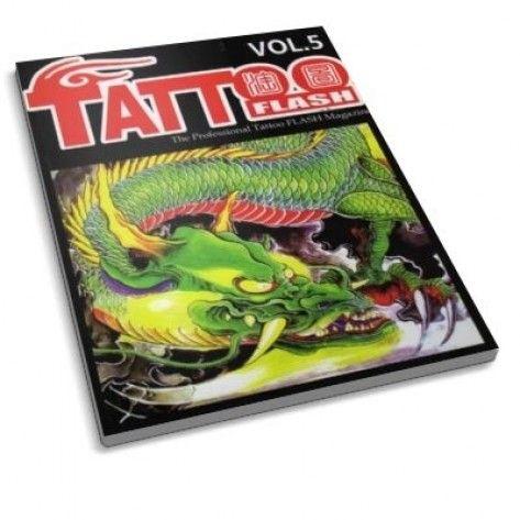 The Tattoo Book - Tattoo Flash Issue 05