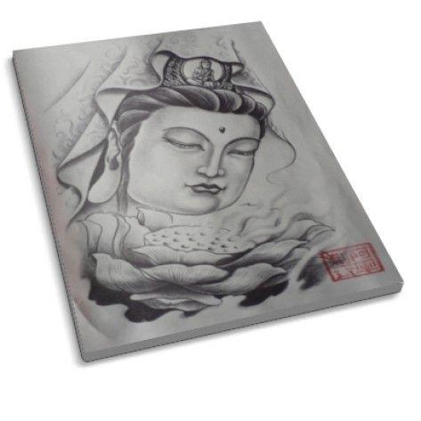 The Tattoo Book - AJun tattoo designs book