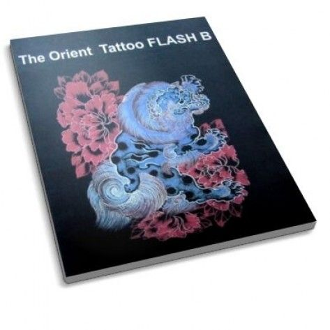 The Tattoo Book - The Orient Tattoo Flash B