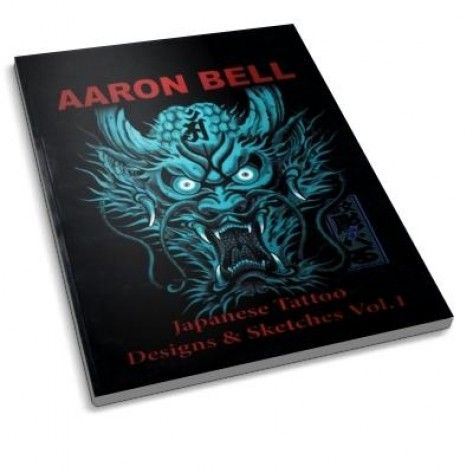 Tattoo Ebook - Aaron Bell Japanese Tattoo Designs
