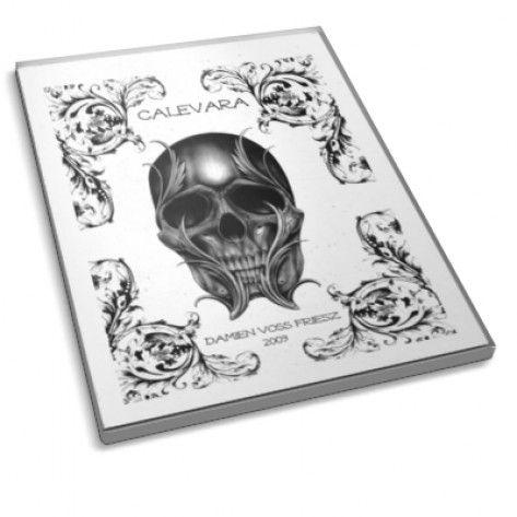 Remember Death Three - Skull Tattoo Designs