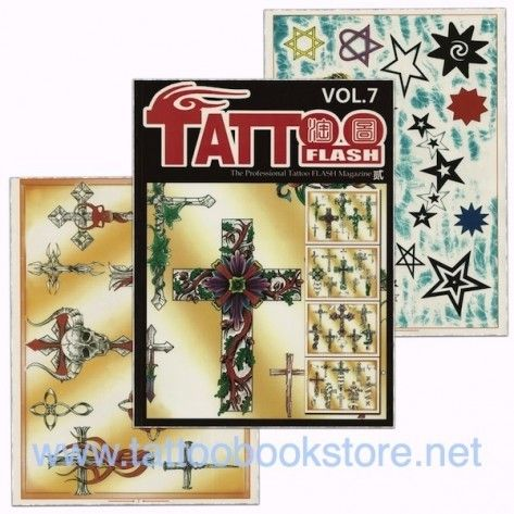 Tattoo Book - Tattoo Flash II Volume 7