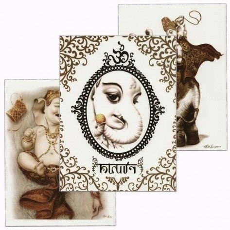 Ganesha tattoo design book 2