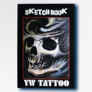 The Tattoo Book - Tattoo Sketch YW Tattoo