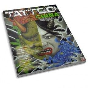 The Tattoo Magazine - Tattoo China Issue 10