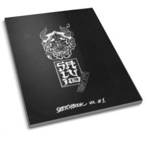 The Tattoo Book - Tattoo Sketch Vol.1