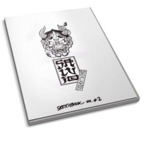 The Tattoo Book - Tattoo Sketch Vol.2