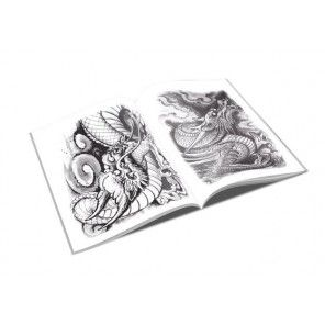 Tattoo Ebook - Aaron Bell Japanese Tattoo Designs