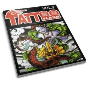 The Tattoo Book - Tattoo Flash Issue 03