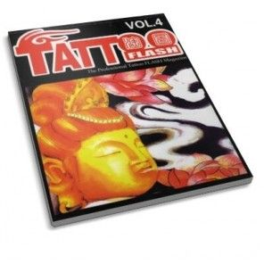 The Tattoo Book - Tattoo Flash Issue 04