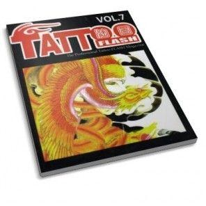 The Tattoo Book - Tattoo Flash Issue 06