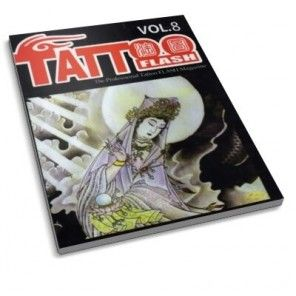 The Tattoo Book - Tattoo Flash Issue 06