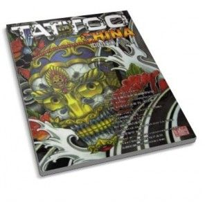 The Tattoo Magazine - Tattoo China Issue 09