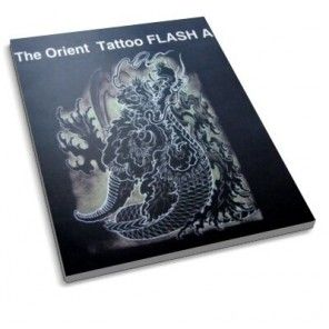 The Tattoo Book - The Orient Tattoo Flash A