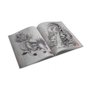 The Tattoo Book - AJun tattoo designs book