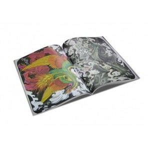 The Tattoo Book - Asian Tattoo Masters Collection