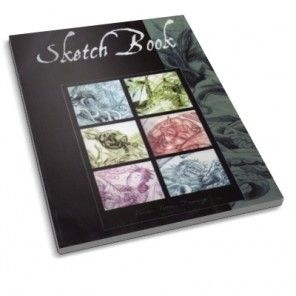The Tattoo Book - Sketch Book