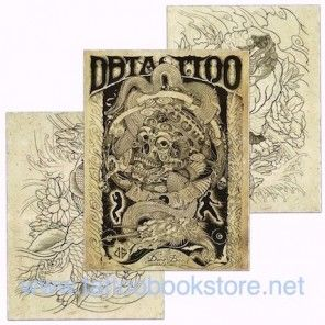 DingBao Tattoo Design Book