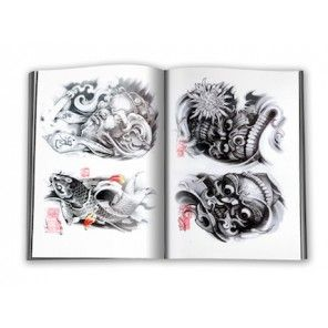 Tattoo Book - Dongdong Tattoo Sketch Book