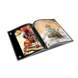 The Tattoo Book - Fudo Myo-o Tattoo Design Book