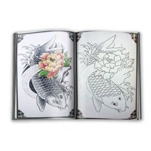 LieHen Tattoo Designs - A Tattoo Book Designed By Chinese Tattooist