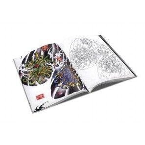 The Tattoo Book - LingLongHun Tattoo Designs Book