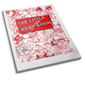 The Tattoo Book - The Little Red Sketch Book
