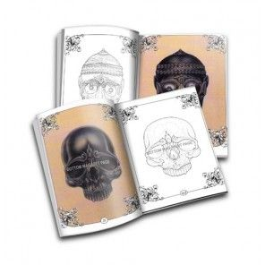 Remember Death Three - Skull Tattoo Designs