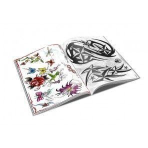 The Tattoo Book - Tattoo Flash Issue 01