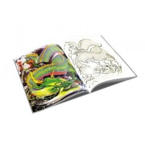 The Tattoo Book - Tattoo Flash Issue 05