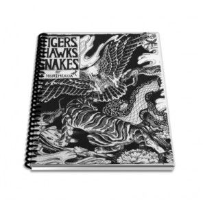 The Tattoo Book - Tigers, Hawks, Snakes by Horimouja