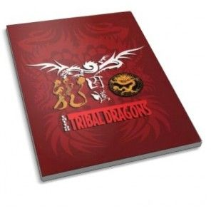 The Tattoo Book - Tattoo Tribal Dragons